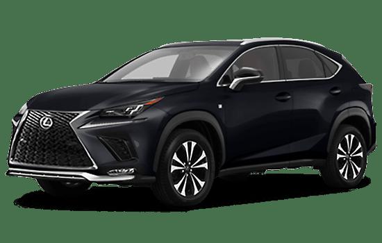 báo giá Lexus NX màu đen