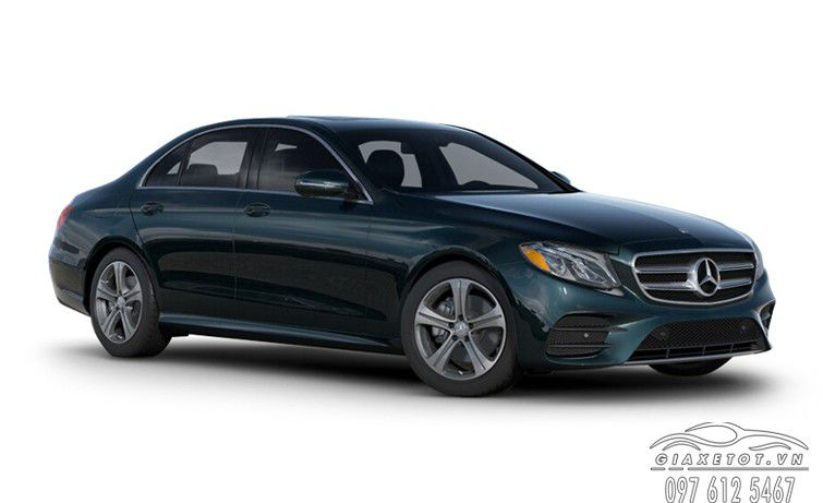 Mercedes Benz E Class mau den