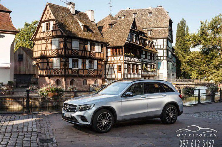 đánh giá Mercedes GLC Class