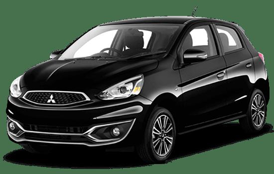 báo giá xe mitsubishi mirage màu đen