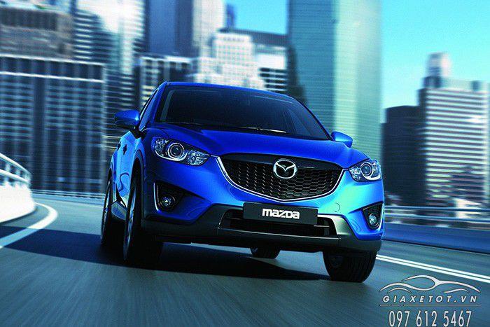 Mazda CX5 AT 2WD 2.0L ngoại thất