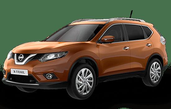 Nissan X-trail giá rẻ nhất