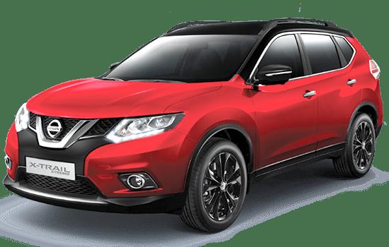 báo giá xe Nissan X-trail