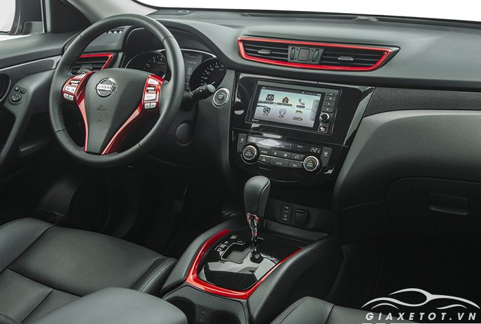 Nội thất Nissan X Trail