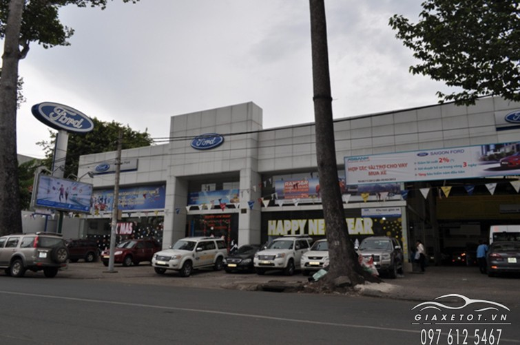 saigon ford cao thắng