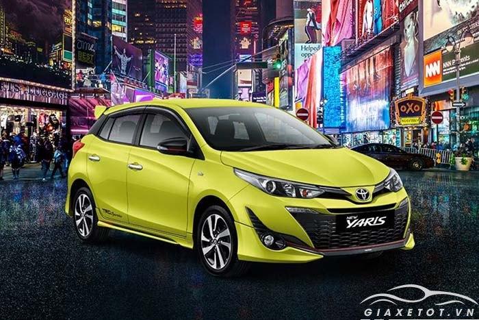Giá xe Toyota Yaris 2019