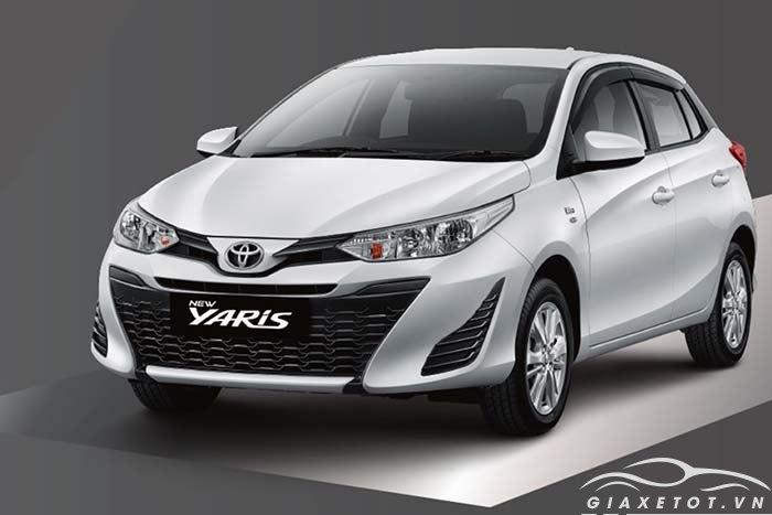 Toyota Yaris giá