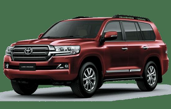 Toyota land cruise hot nhất