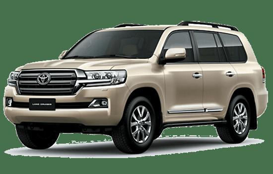 Toyota land cruise rẻ nhất