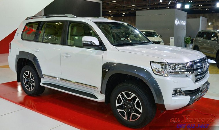 toyota land cruiser 6