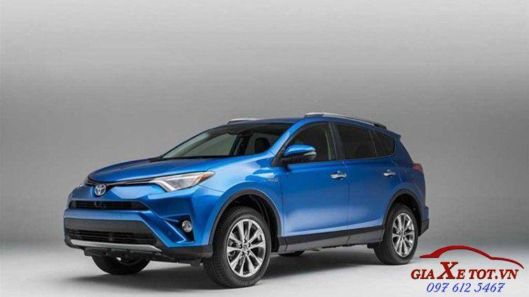 giá xe Toyota Rav4 2017 2