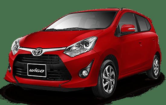 hyundai Wigo màu đỏ 2019 giaxetot