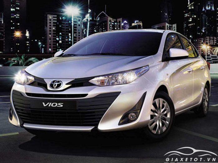 Giá xe Vios 2019 tại Việt Nam