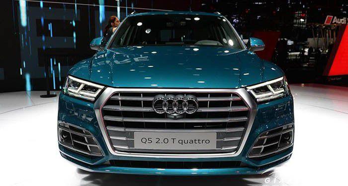giá xe Audi Q5
