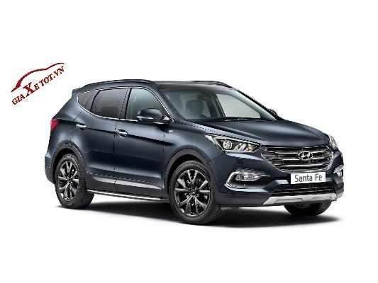 Hyundai santafe bản đặc biệt