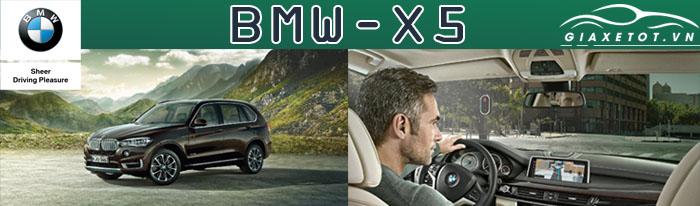 đánh giá xe BMW X5 2018 - 2019