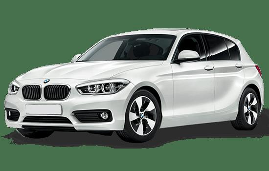 BMW 1 SERIES MÀU TRẮNG