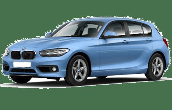 BMW 1 SERIES MÀU XANH DUONG