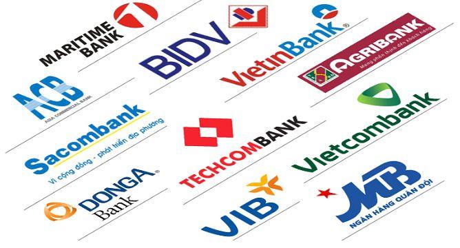các ngân hàng cho vay trả góp