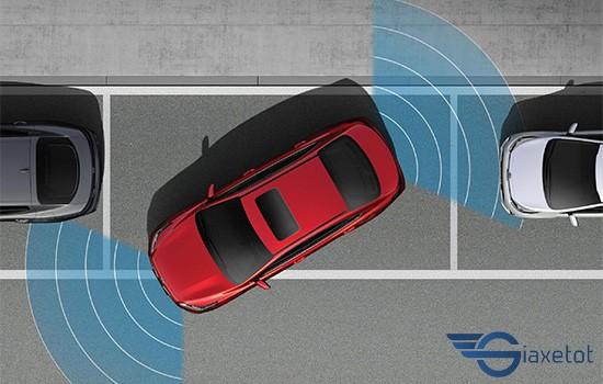 Cảm biến hỗ trợ đỗ xe cerato