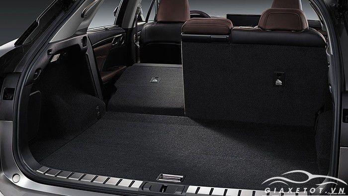 Lexus RX về nội thất