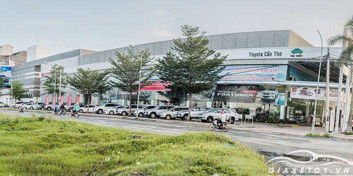 Toyota cần thơ