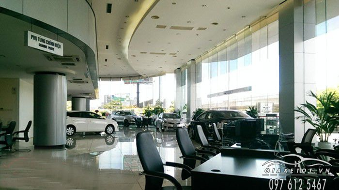 showroom toyota my dinh