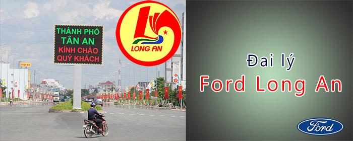 Đại lý Ford Long An