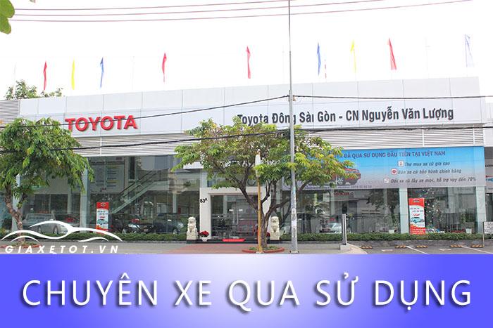 Đại lý Toyota Nguyễn Văn Lượng