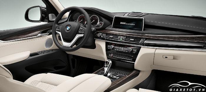 Hàng ghế đầu BMW x5