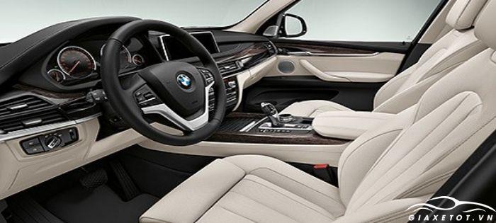 Nội thất ô tô BMW x5