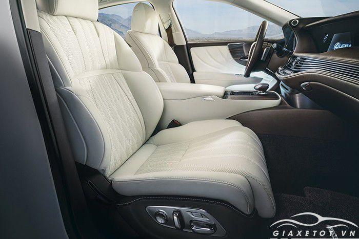 Đánh giá nội thất xe Lexus LS
