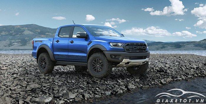 Thông số kỹ thuật xe Ford Ranger Raptor
