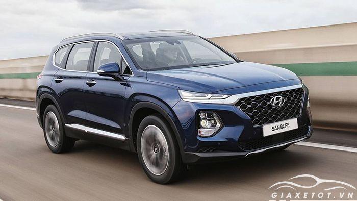 Đánh giá xe hyundai santafe 2019