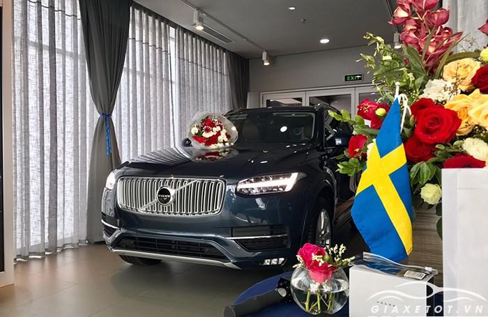 Giá xe Volvo XC90