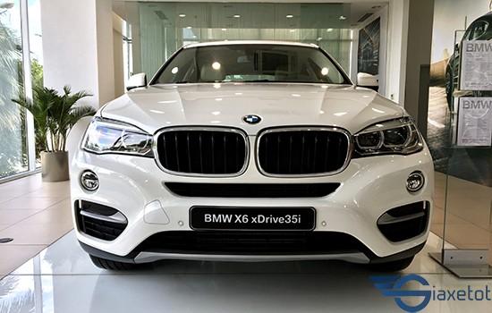 Đầu xe BMW X