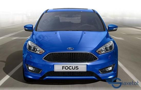 đầu xe focus xanh dương 2019