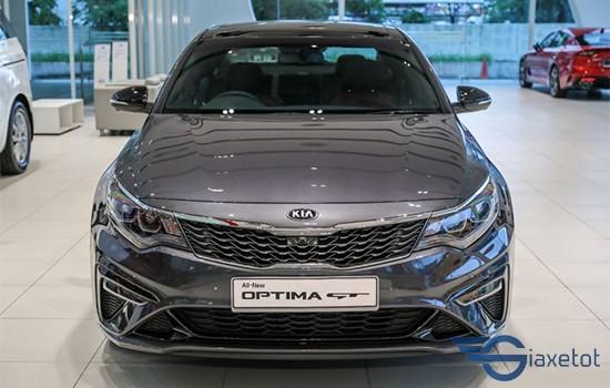 Đầu xe Kia Optima 2019