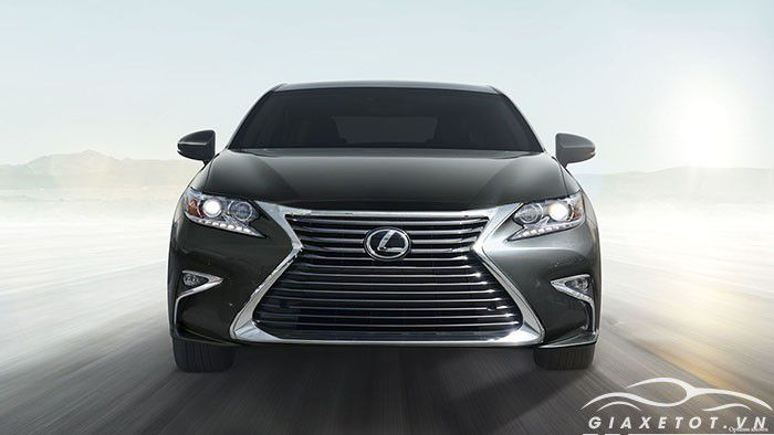 Đầu xe Lexus ES 2018