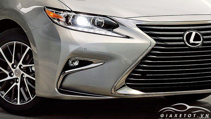 Đánh giá ngoại thất xe Lexus ES