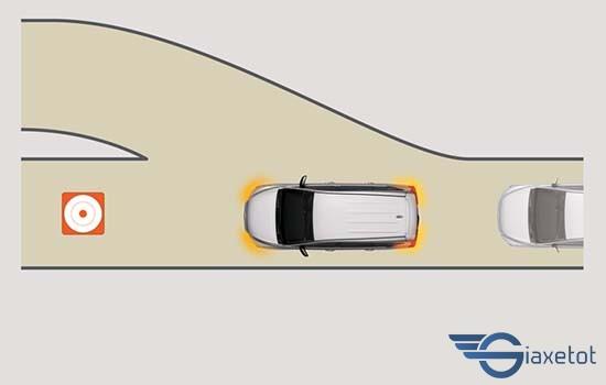 đèn báo phanh khẩn cấp trên innova