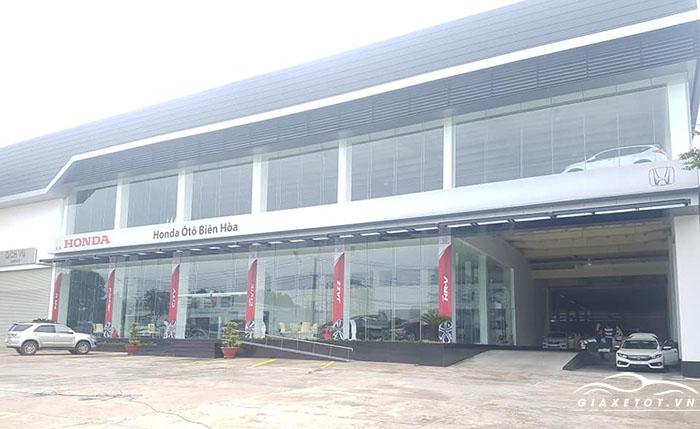 địa chỉ honda ô tô Biên Hoà Đồng Nai
