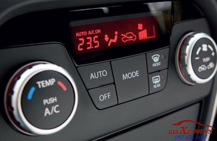 lái xe mùa đông nên để điều hòa bao nhiêu độ