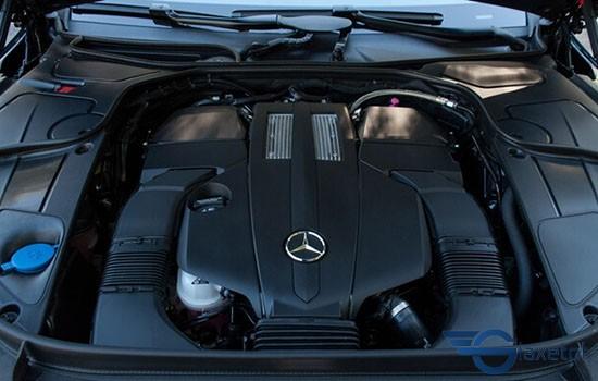 động cơ mercedes benz S