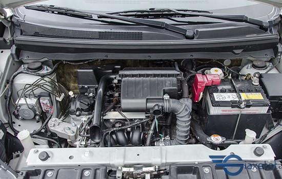 động cơ xe mitsubishi attrage