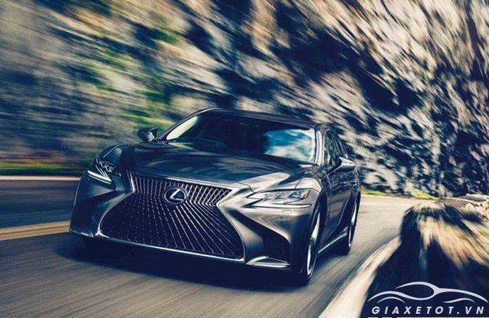 đánh giá xe Lexus LS