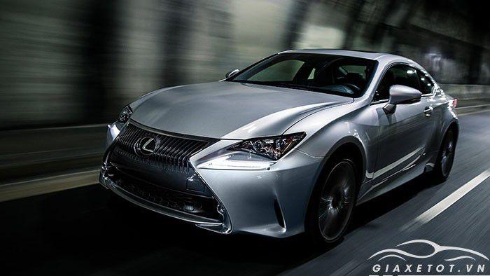 Đánh giá xe Lexus RC