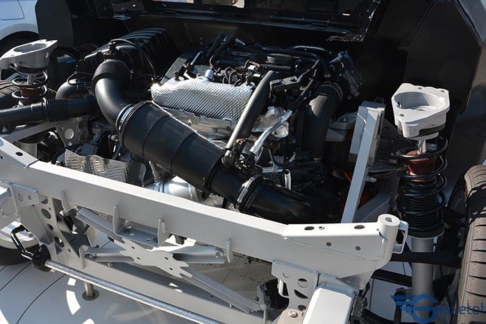Động cơ i8 coupe