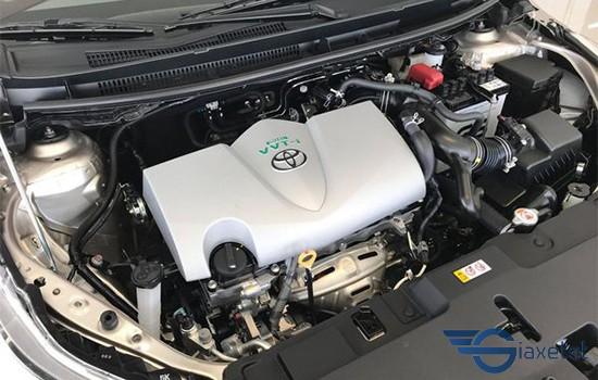 Động cơ Toyota Yaris 2019