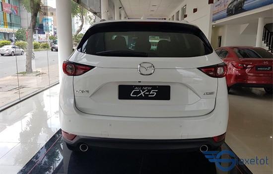 đuôi xe mazda cx5